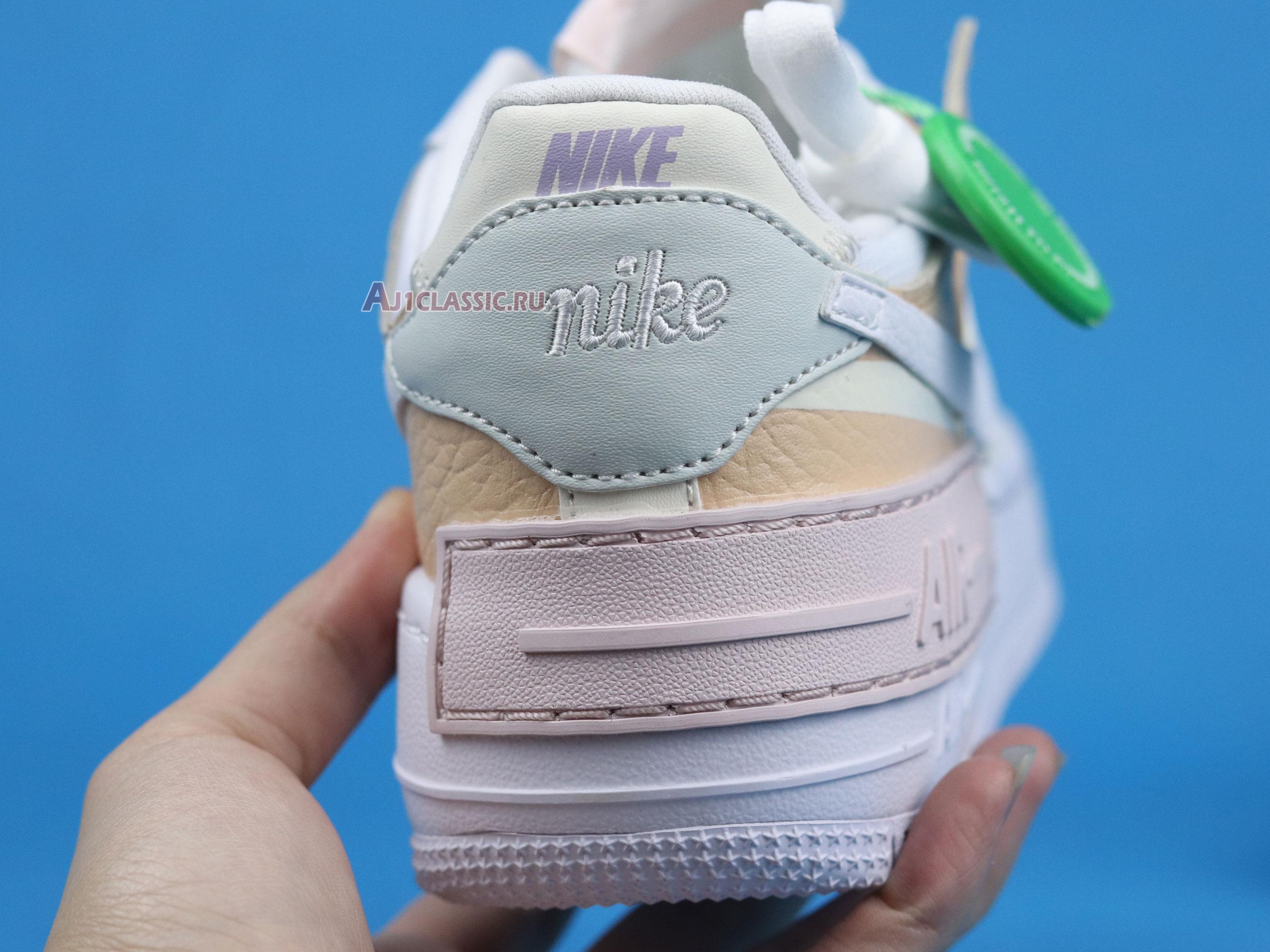 "Nike Wmns Air Force 1 Low Shadow SE ""Spruce Aura"" CK3172-002"