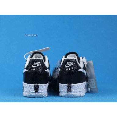 G-Dragon x Nike Air Force 1 Low 07 Para-Noise AQ3692-001 Black/White Sneakers