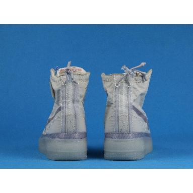Nike Air Force 1 High Wmns Shell Sail BQ6096-002 Tan/Grey Sneakers