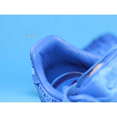CLOT x Nike Air Force 1 Low PRM Royal Silk CJ5290-400 University Blue/White/Gum Sneakers