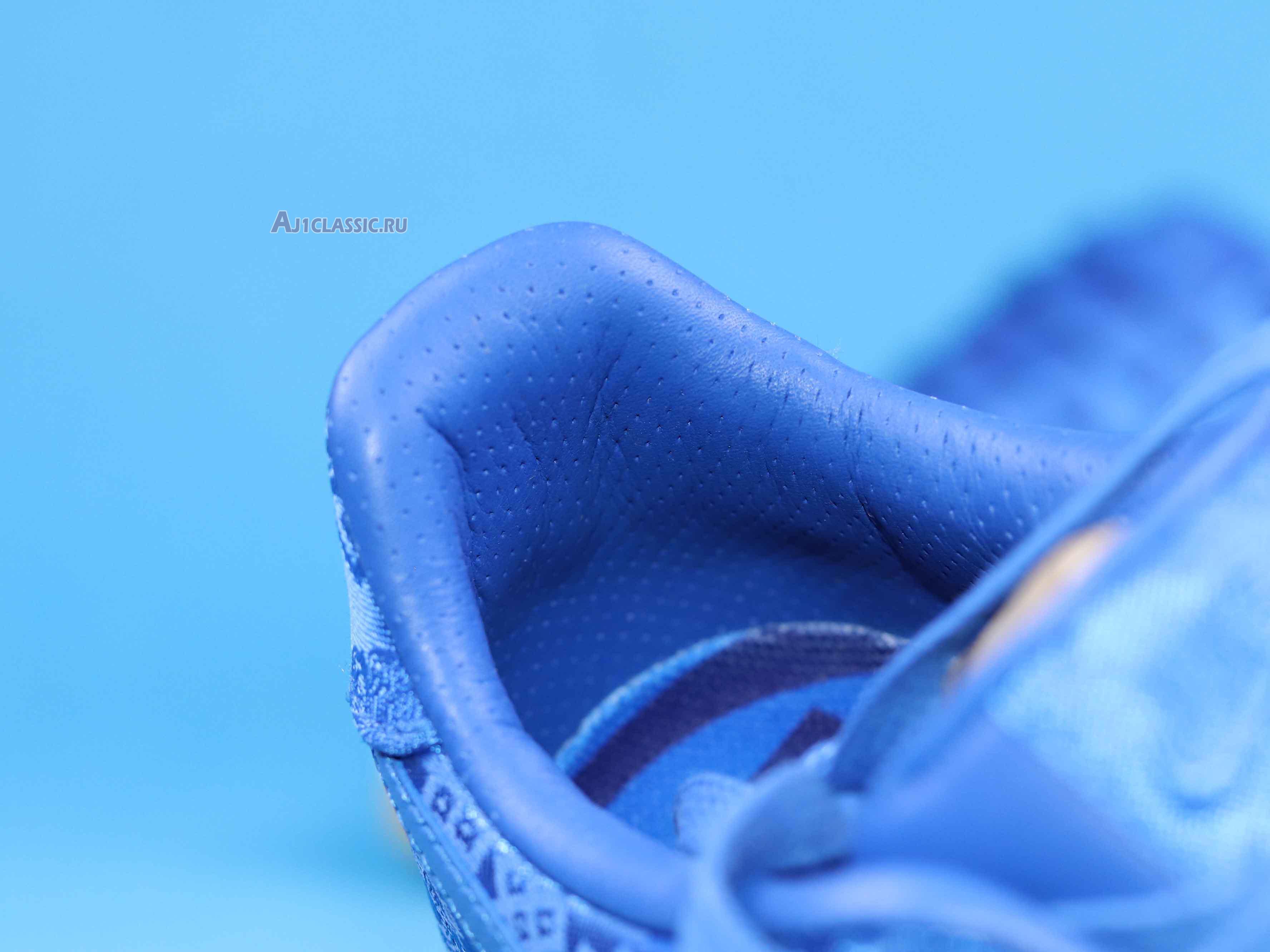 "CLOT x Nike Air Force 1 Low PRM ""Royal Silk"" CJ5290-400"