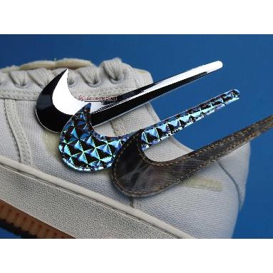 Travis Scott x Nike Air Force 1 Sail AQ4211-101 Sail/Gum Light Brown/Sail Sneakers
