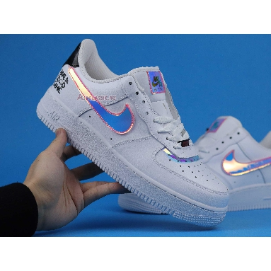 Nike Air Force 1 07 LV8 Have a Good Game DC0710-191 White/Multi-Color/White/Black Sneakers