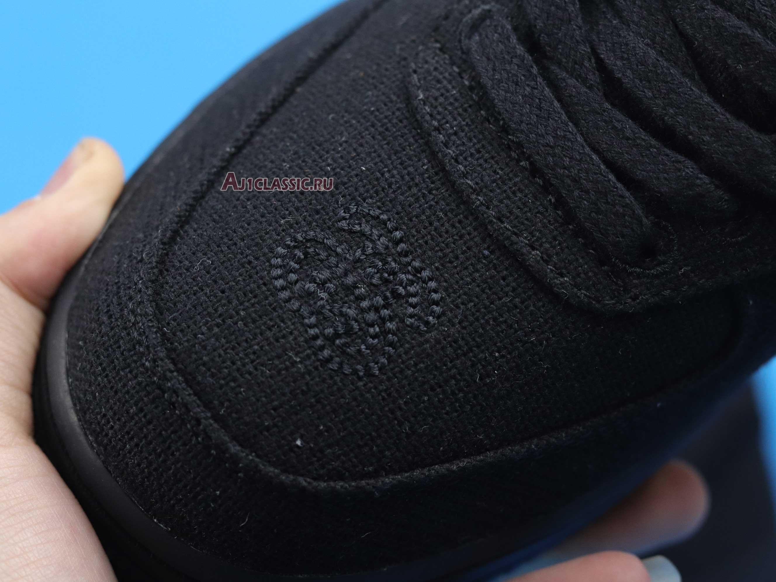 "Stussy x Nike Air Force 1 Low ""Triple Black"" CZ9084-001"