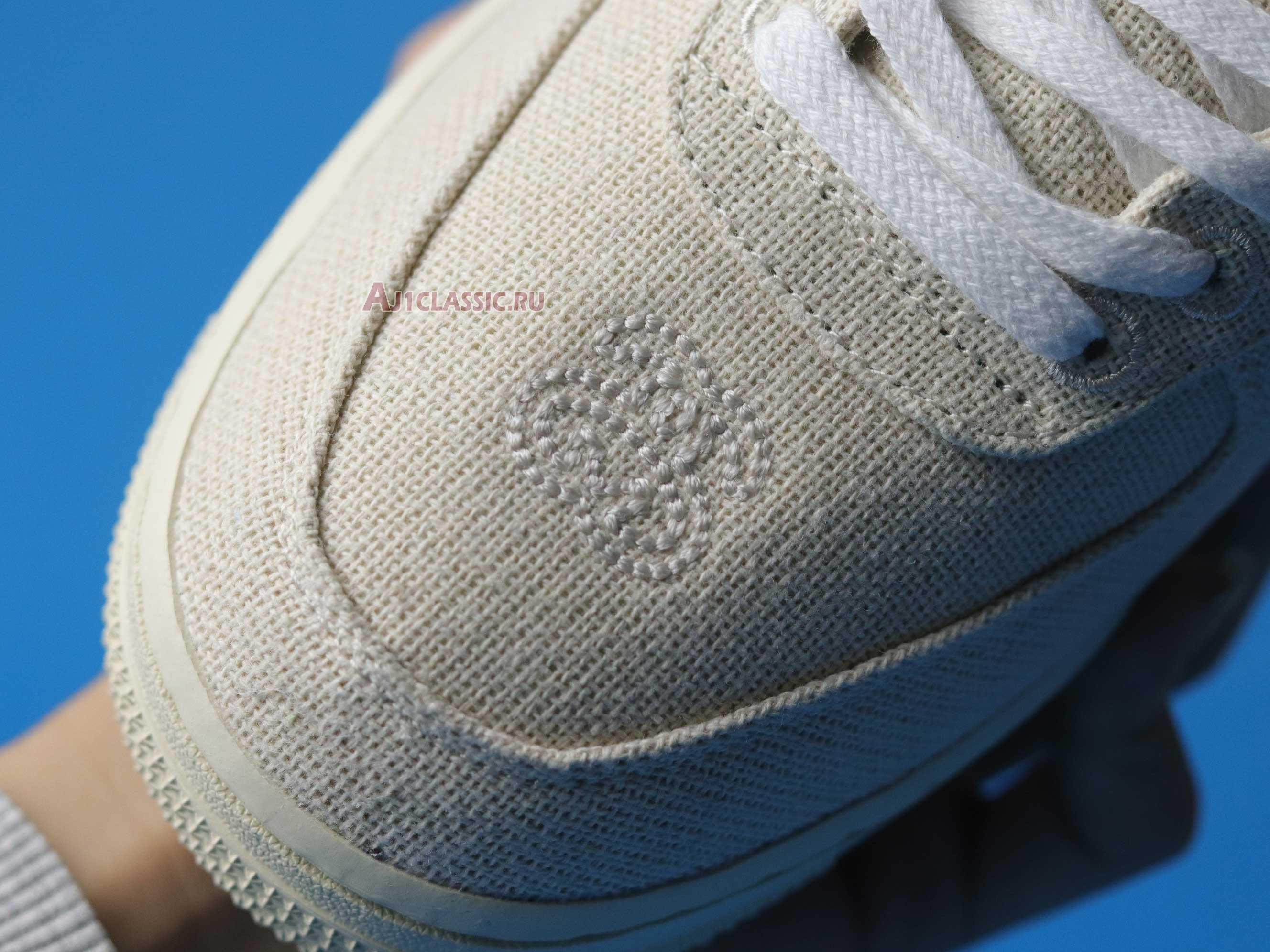 """Stussy x Nike Air Force 1 Low """"Fossil"""" CZ9084-200"""