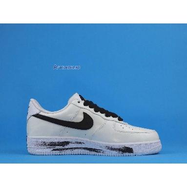 Nike G-Dragon x Air Force 1 Low 07 Para-Noise 2.0 DD3223-100 White/Black-White Sneakers