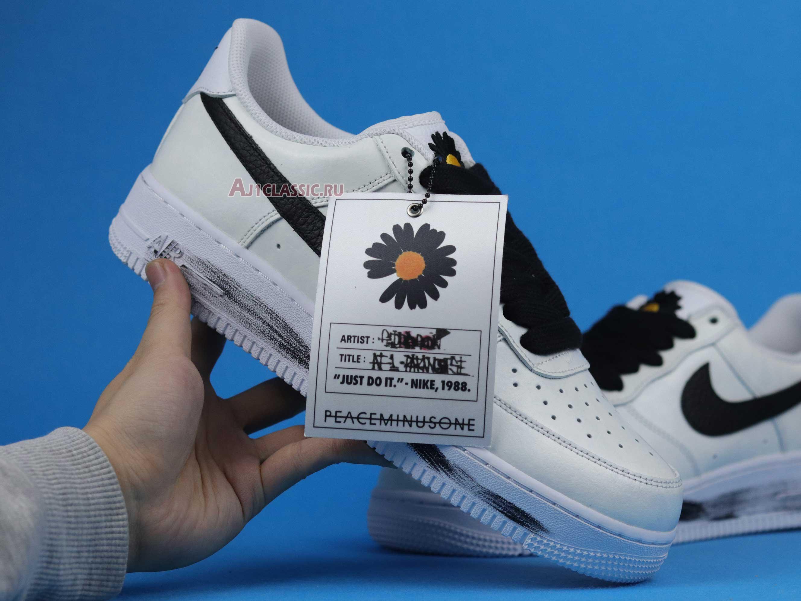 "Nike G-Dragon x Air Force 1 Low 07 ""Para-Noise 2.0"" DD3223-100"