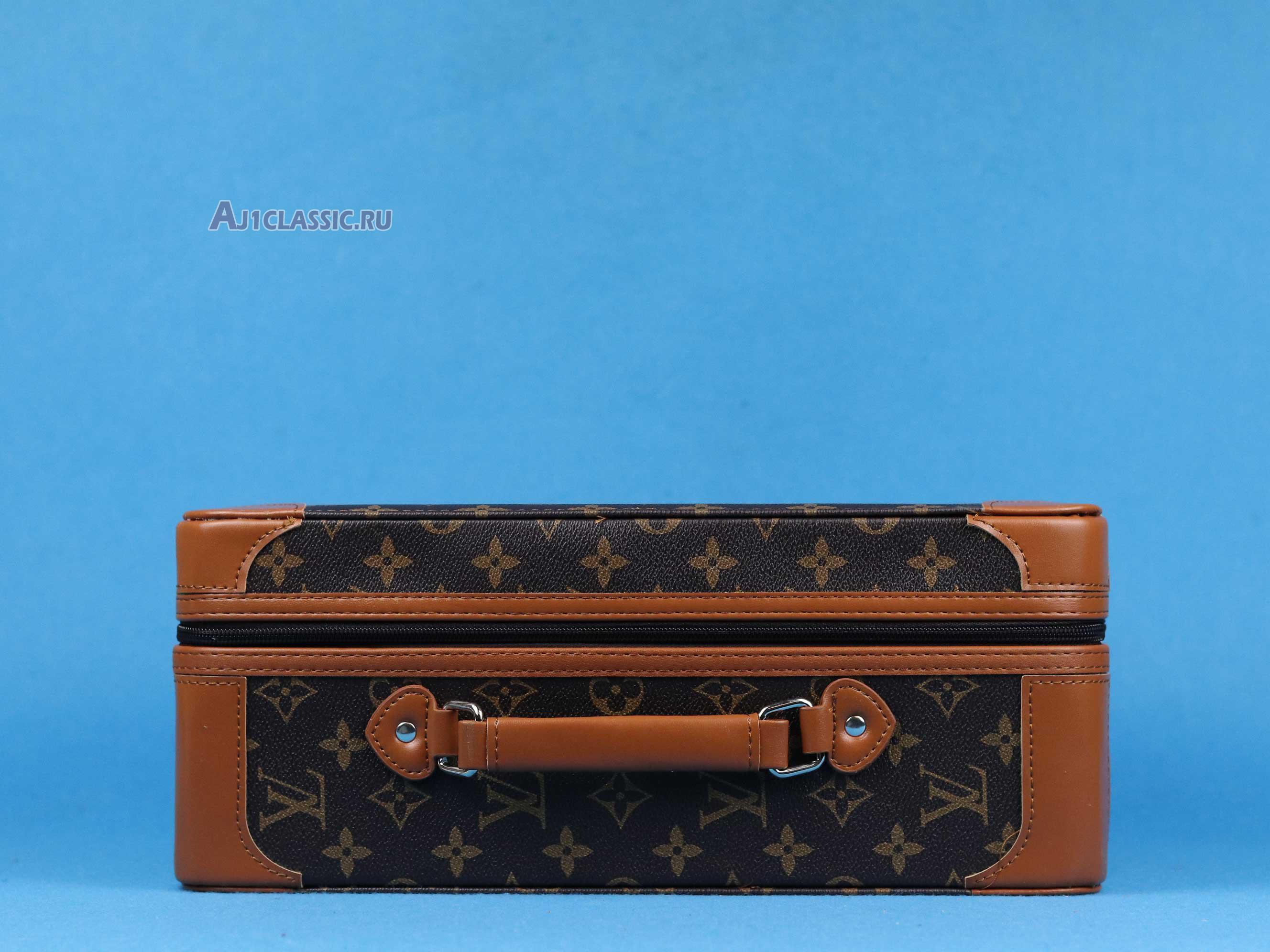 """Louis Vuitton x Off-White x Air Jordan 1 """"Off-Louis"""" AQ0818-202 (Full Set LV Box)"""