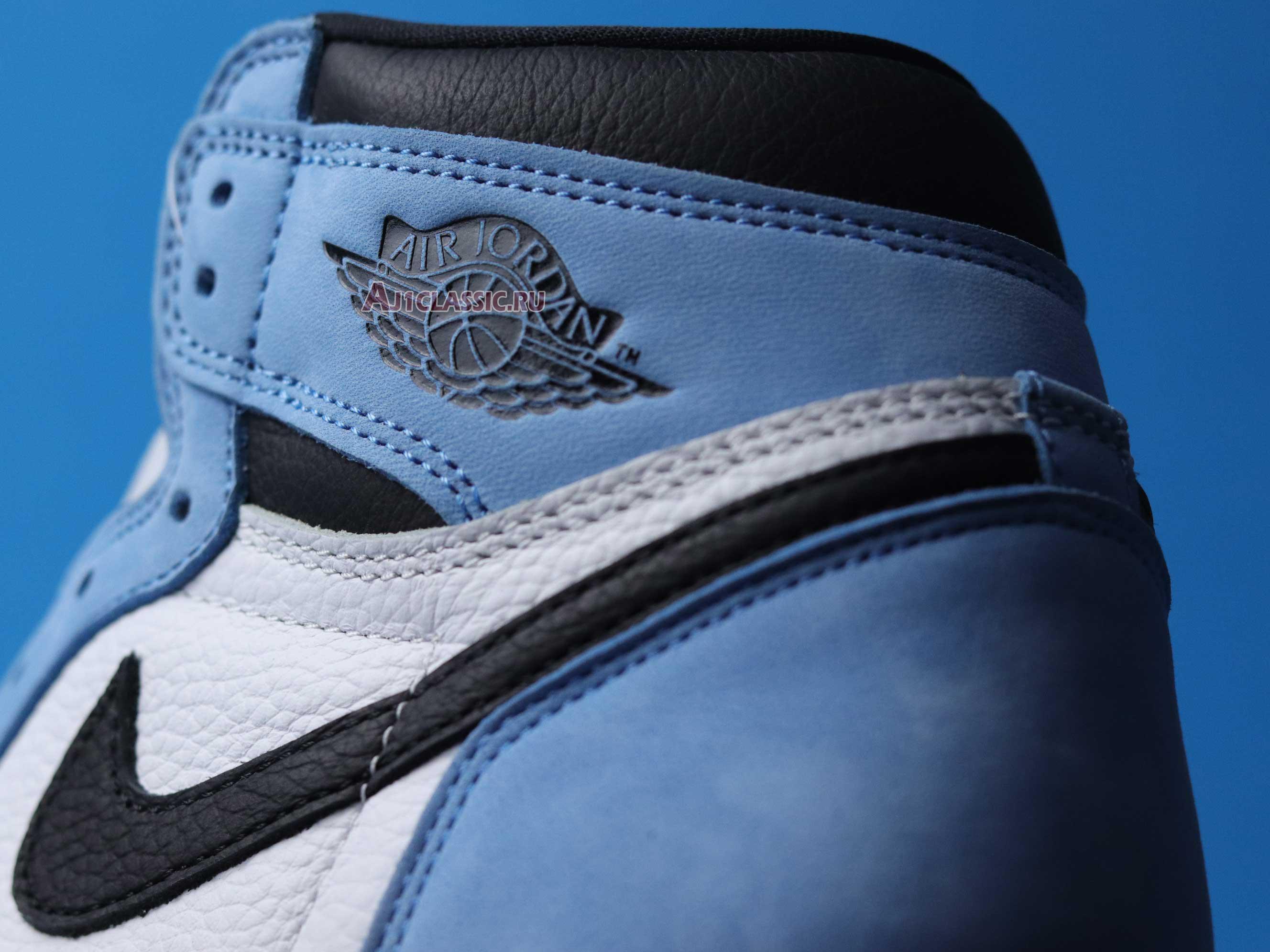 "Air Jordan 1 Retro High OG ""University Blue"" 555088-134"