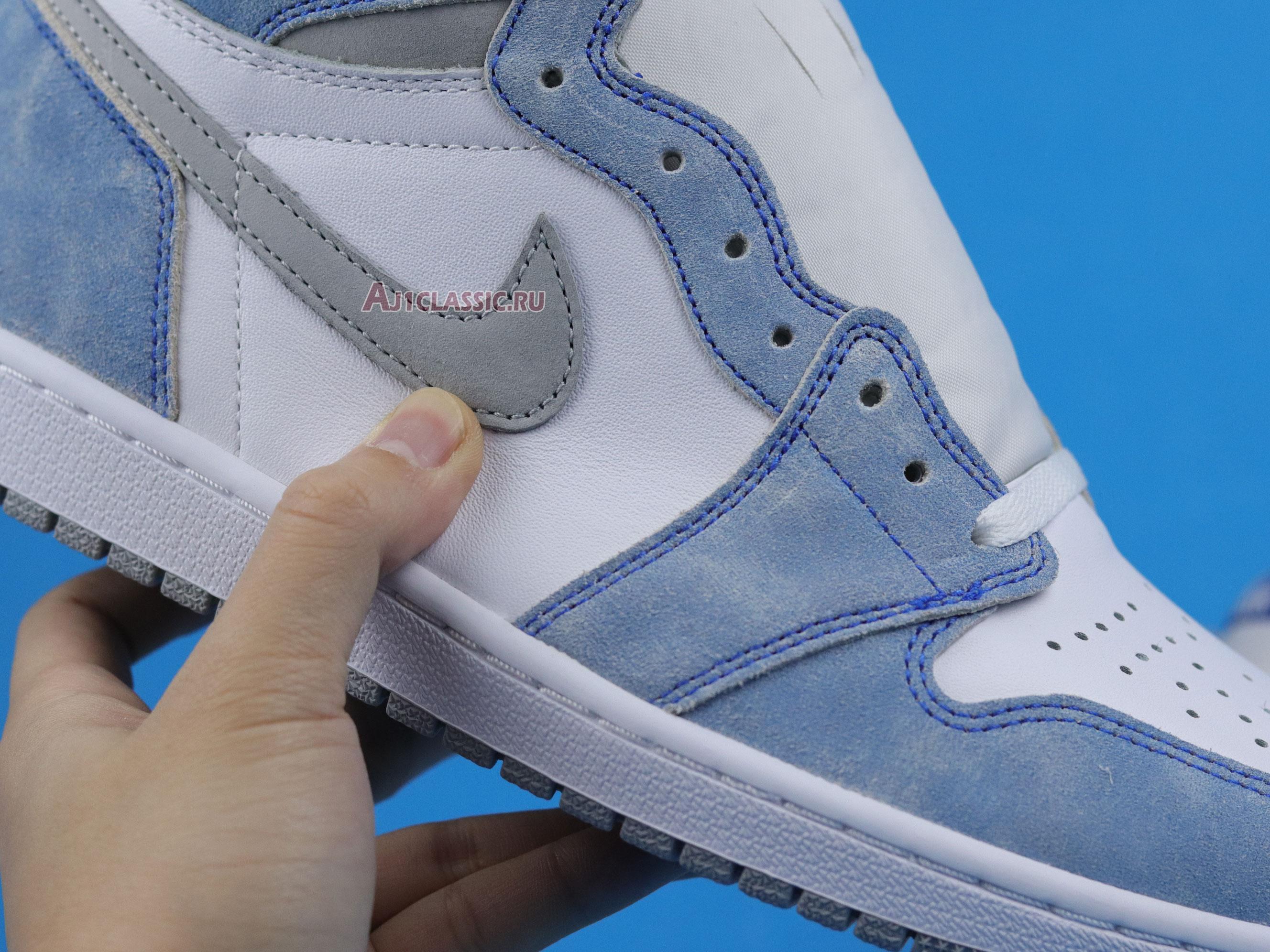 "Air Jordan 1 Retro High OG ""Hyper Royal"" 555088-402"