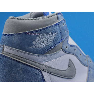 Air Jordan 1 Retro High OG Hyper Royal 555088-402 Hyper Royal/Light Smoke Grey/White Sneakers