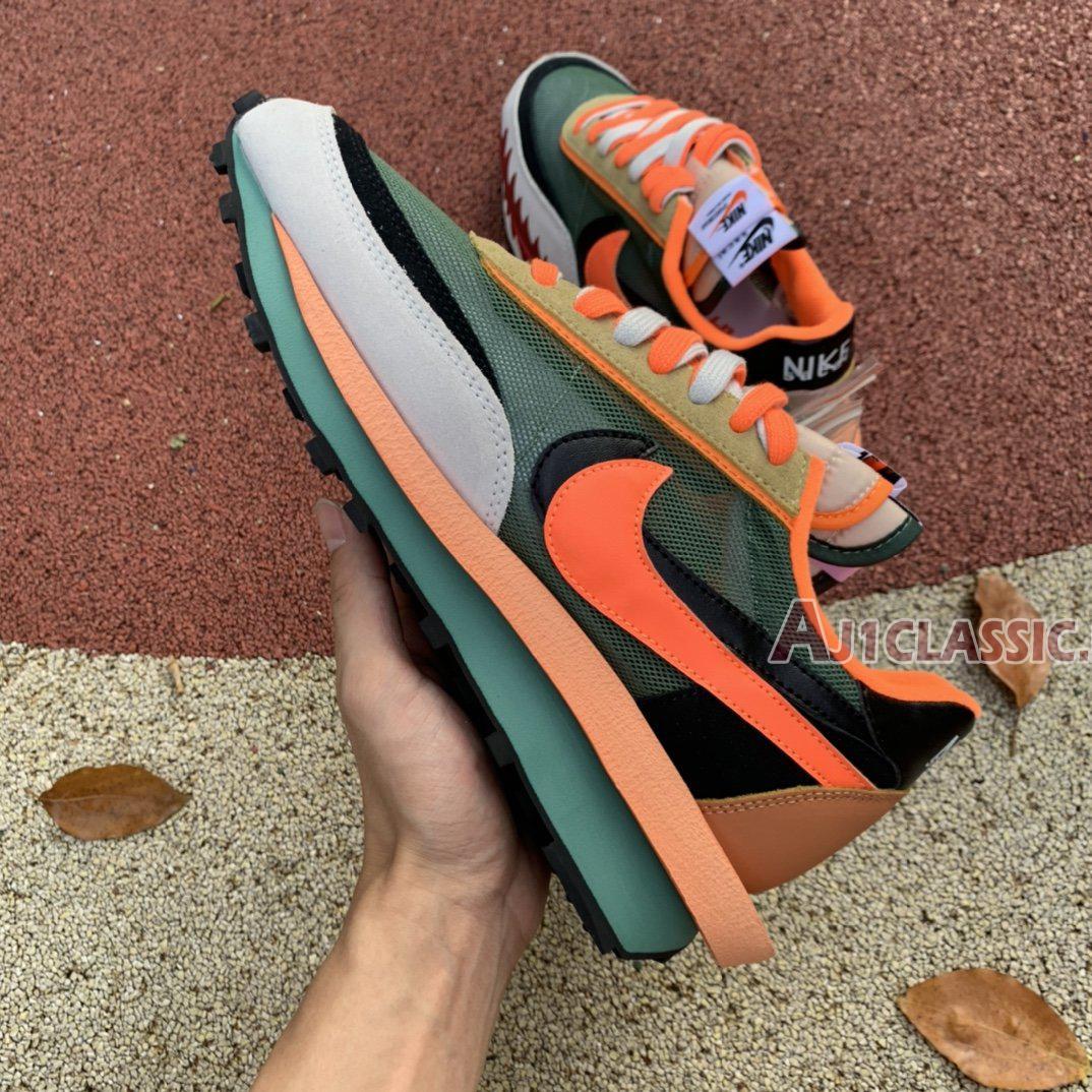 """Sacai x Nike LDWaffle """"Shark"""" BV0073-081"""
