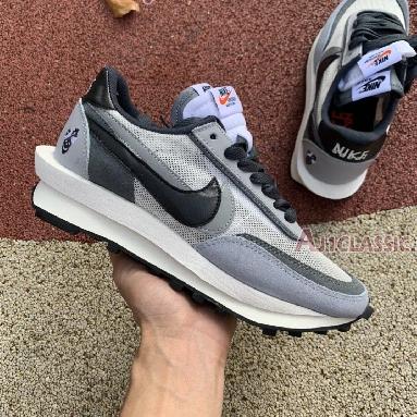 Sacai x Nike LDWaffle Grey BC2552-401 Grey/Black/White Sneakers