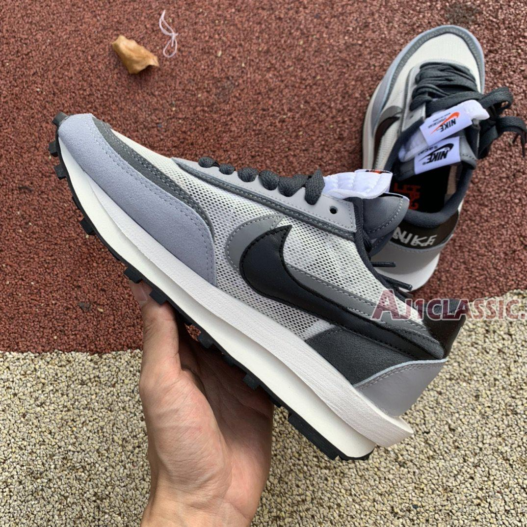 "Sacai x Nike LDWaffle ""Grey"" BC2552-401"
