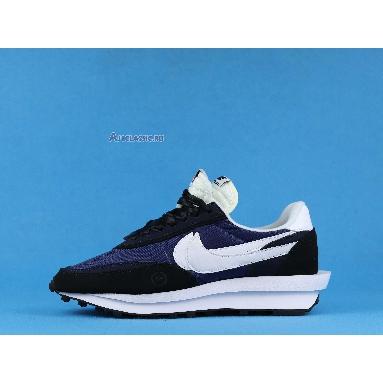 Fragment Design x sacai x Nike LDV Waffle Blue Void DH2684-400 Blue Void/Obsidian/White/White Sneakers