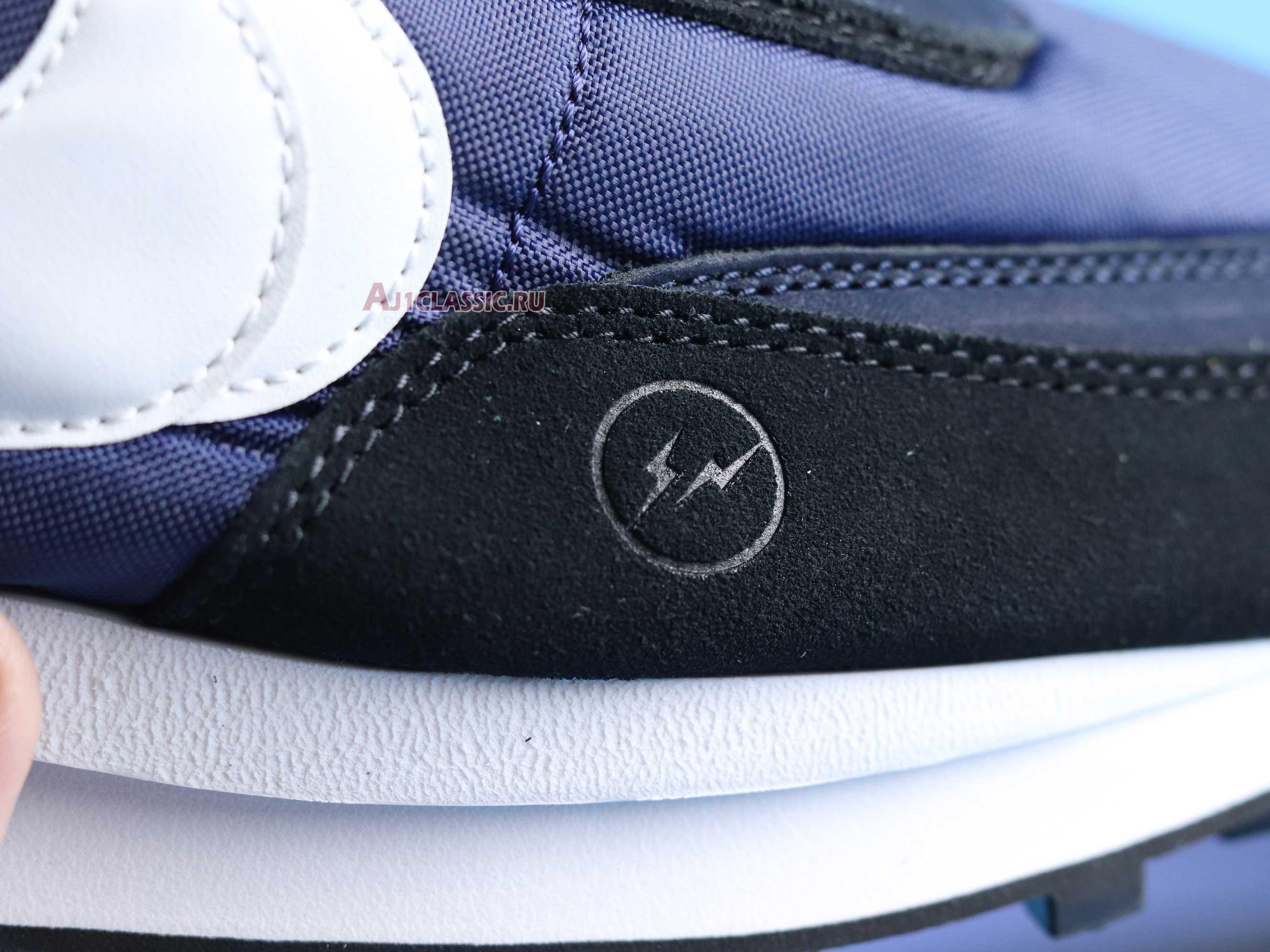 "Fragment Design x sacai x Nike LDV Waffle ""Blue Void"" DH2684-400"