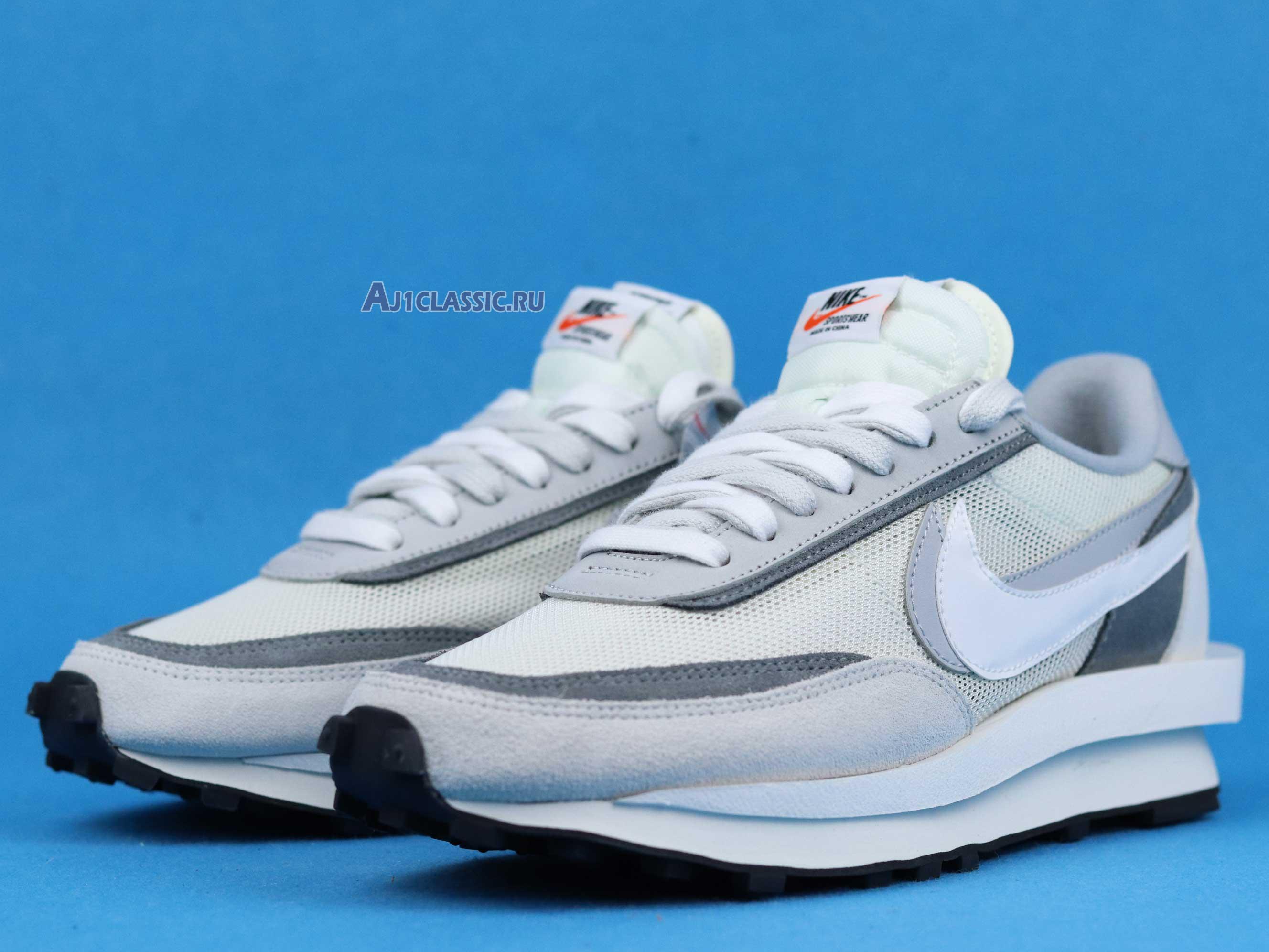 "Sacai x Nike LDWaffle ""Summit White"" BV0073-100"