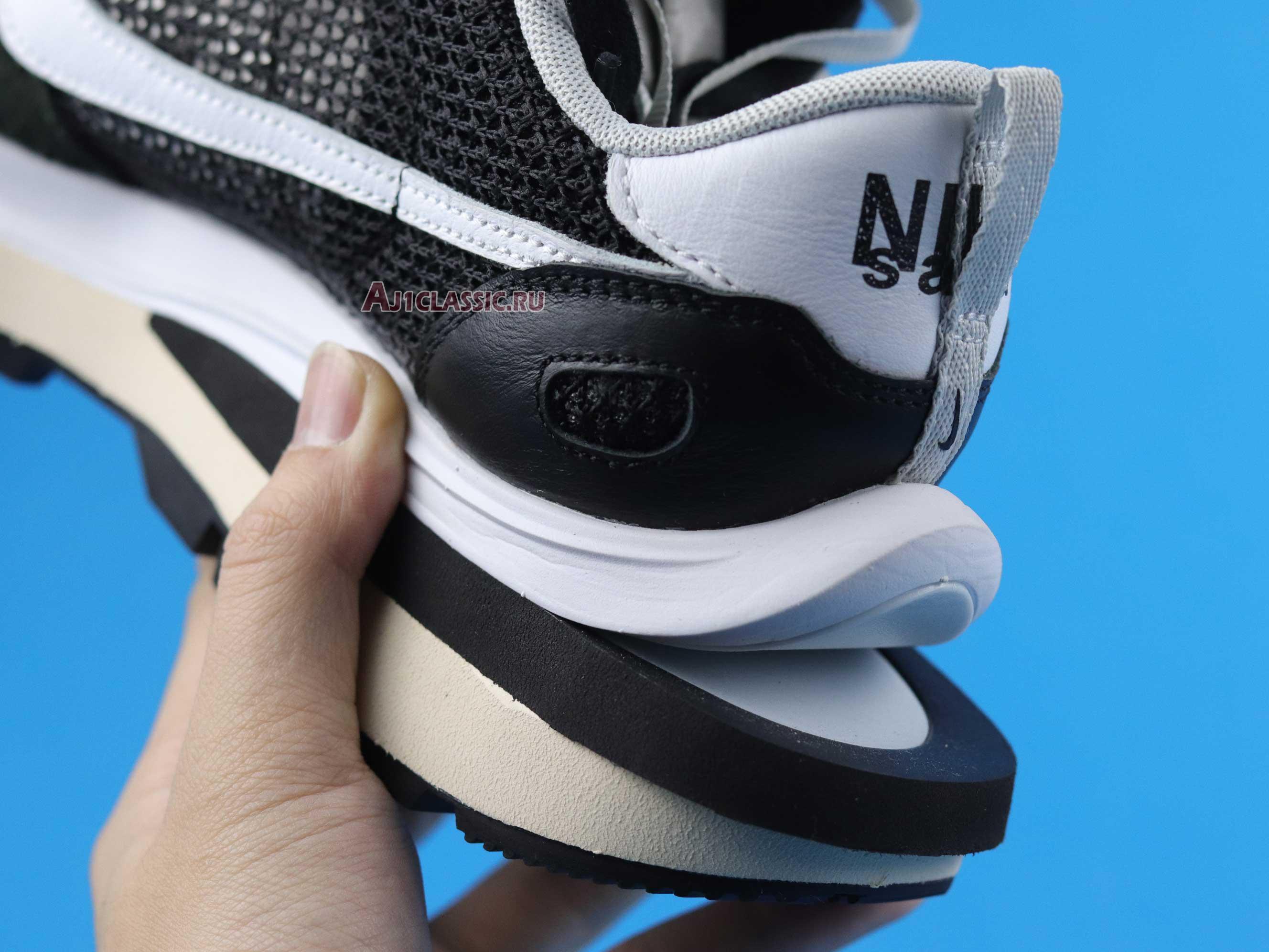 """Sacai x Nike VaporWaffle """"Black White"""" CV1363-001"""