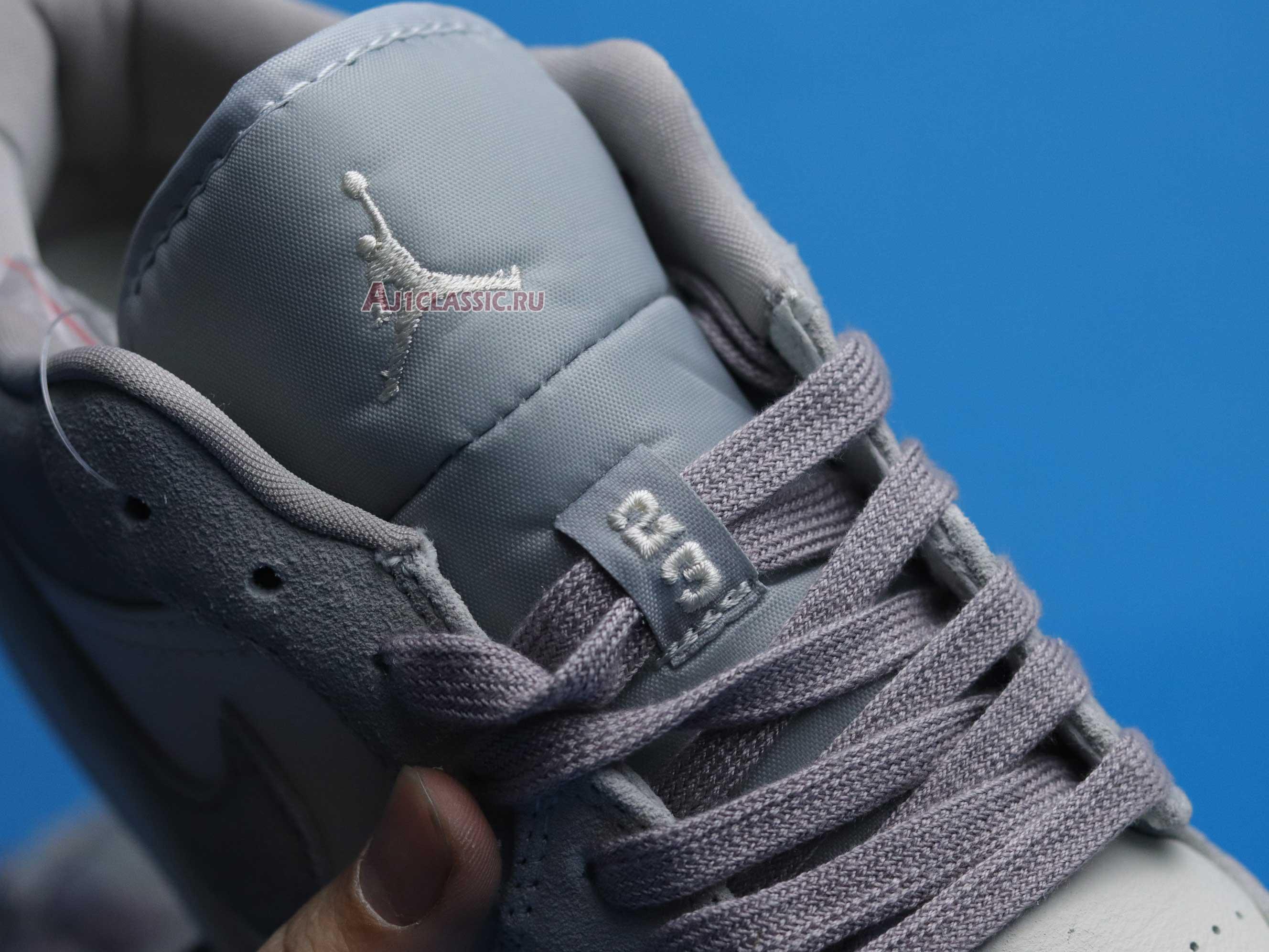 "Air Jordan 1 Low ""Atmosphere Grey"" AH7389-102"