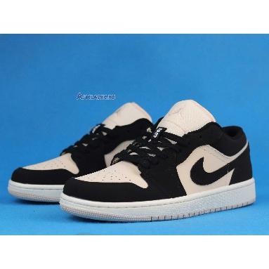 Air Jordan 1 Low Black Guava Ice DC0774-003 Black/Guava Ice/Sail Sneakers