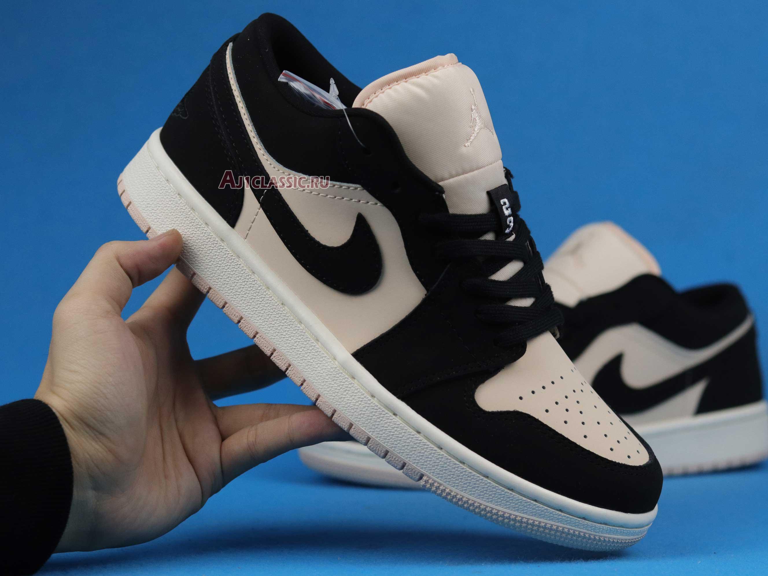 """Air Jordan 1 Low """"Black Guava Ice"""" DC0774-003"""