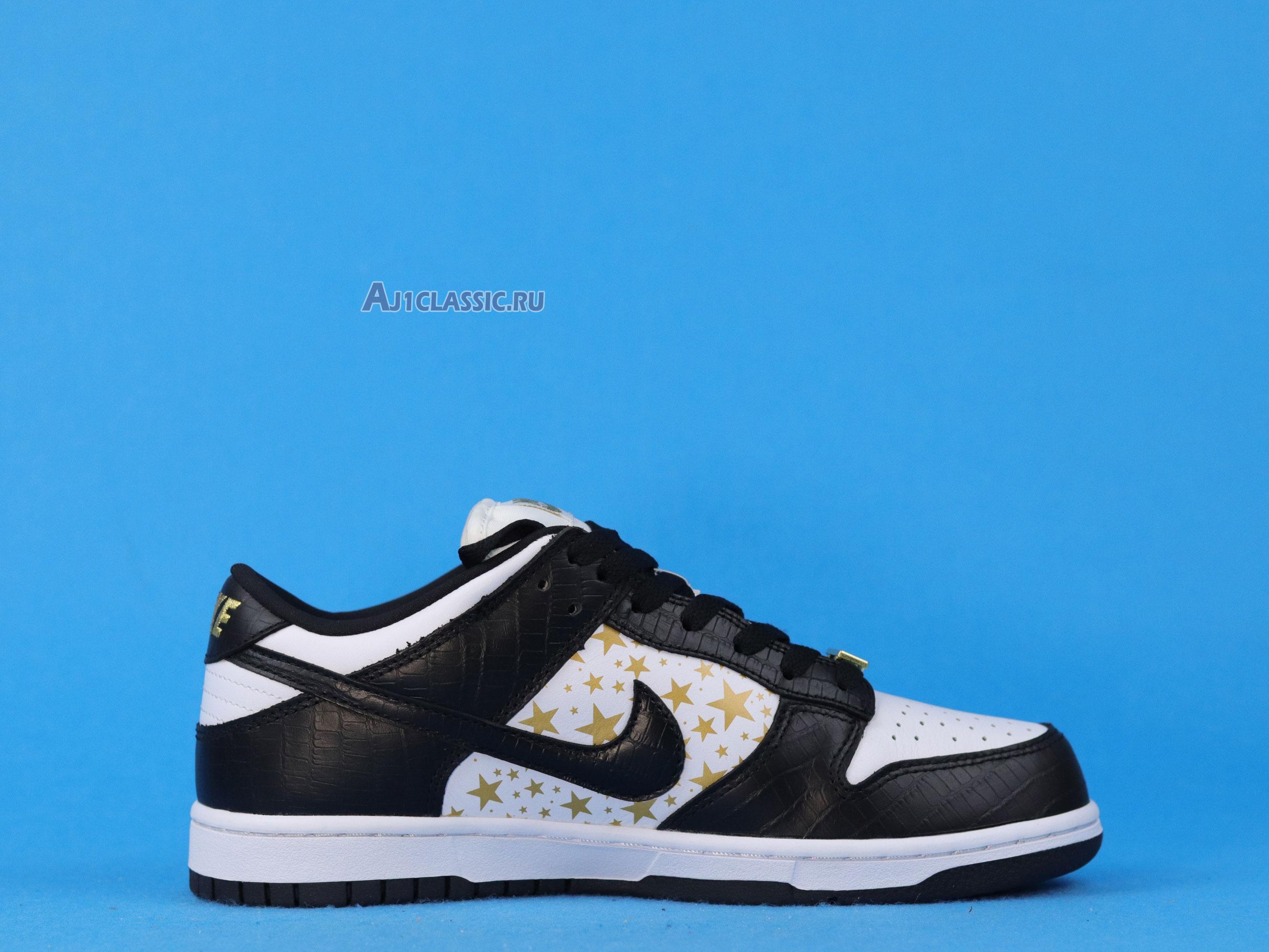 "Supreme x Nike Dunk Low OG SB QS ""Black"" DH3228-102"