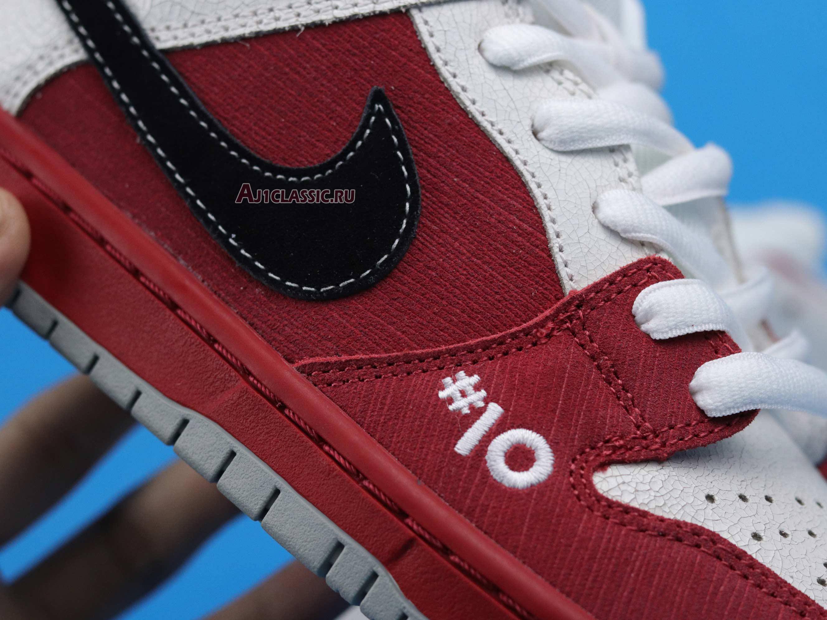 "Nike Dunk Low Premium SB ""Roller Derby"" 313170-601"