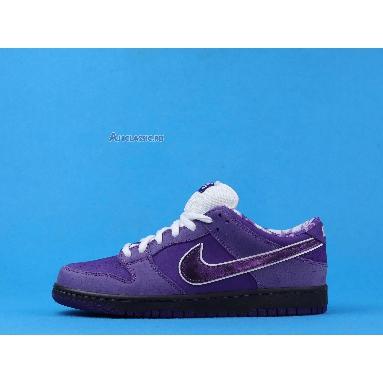 Concepts x Nike Dunk Low SB Purple Lobster BV1310-555-02 Voltage Purple/Court Purple-Voltage Purple Sneakers