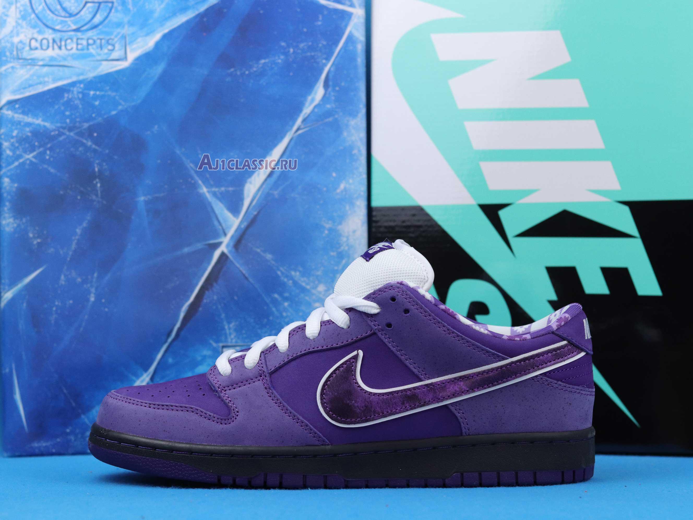 "Concepts x Nike Dunk Low SB ""Purple Lobster"" BV1310-555-02"