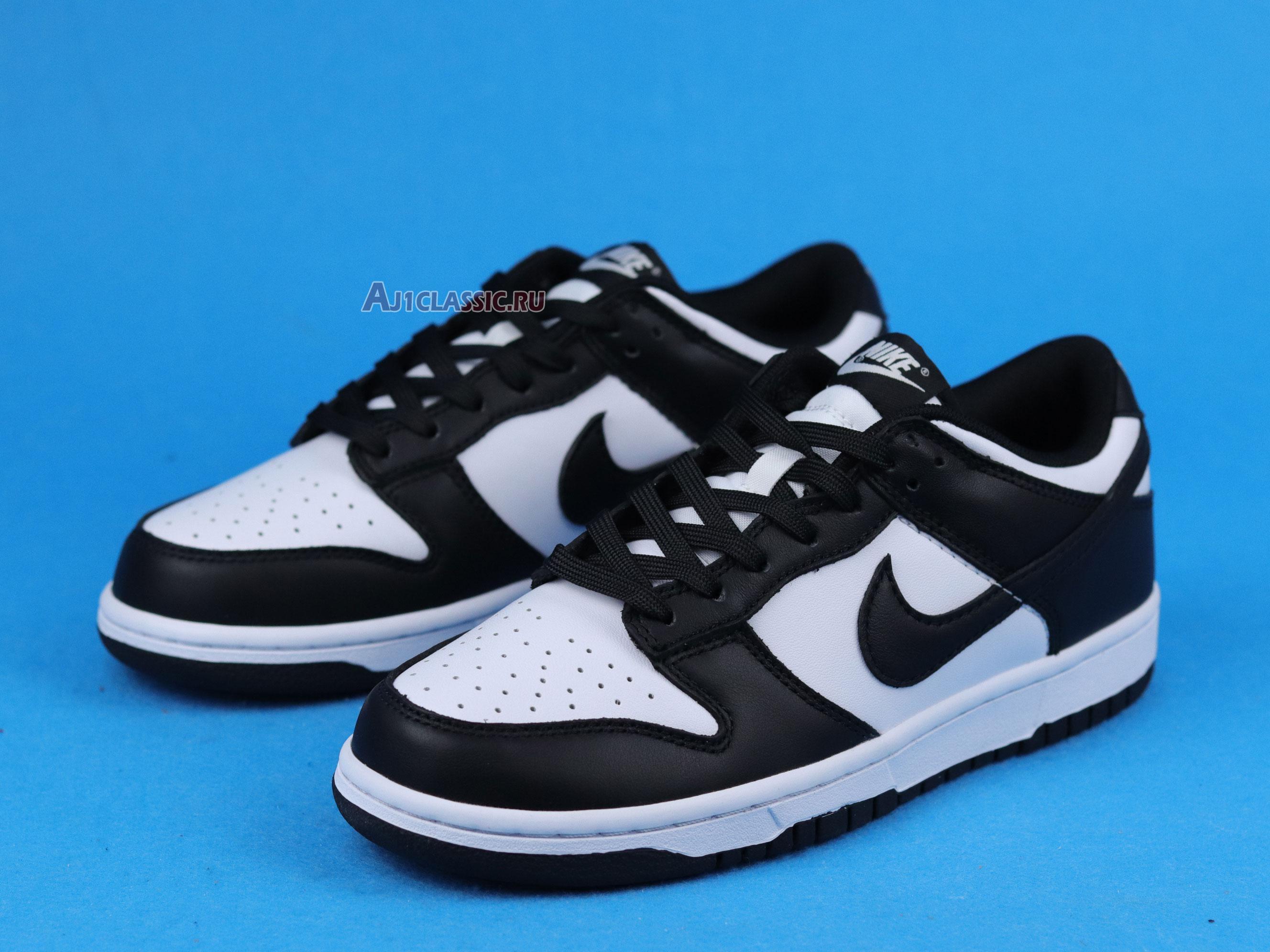 """Nike Dunk Low """"Black White"""" DD1391-100"""