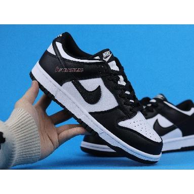 Nike Dunk Low Black White DD1391-100 White/Black/White Sneakers