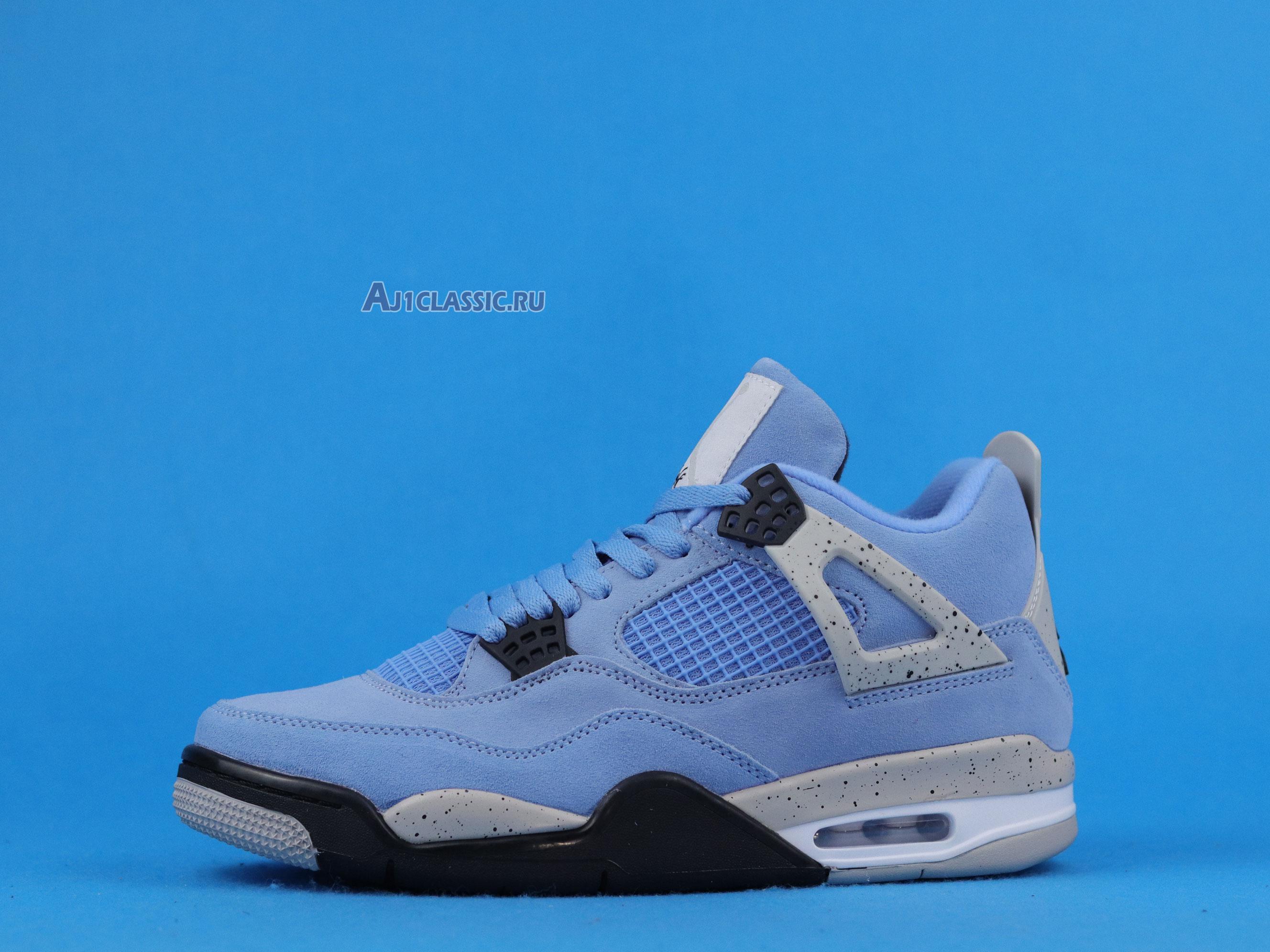 """Air Jordan 4 Retro """"University Blue"""" CT8527-400"""
