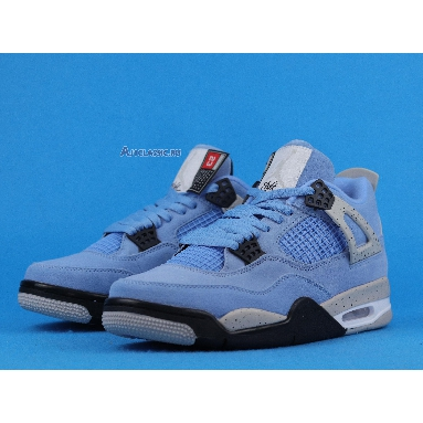 Air Jordan 4 Retro University Blue CT8527-400 University Blue/Tech Grey/White/Black Sneakers