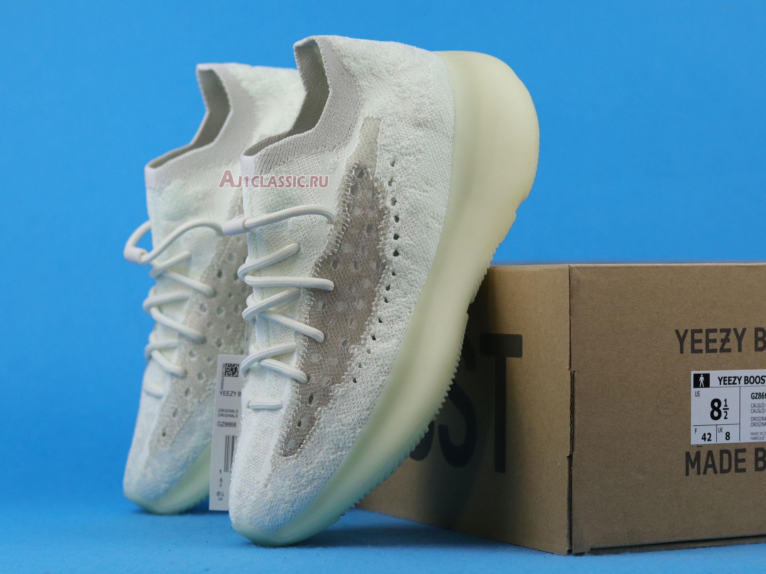 """Adidas Yeezy Boost 380 """"Calcite Glow"""" GZ8668"""