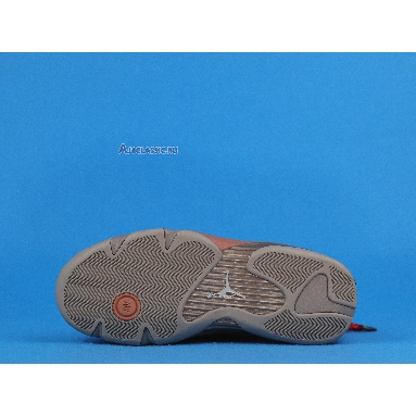 CLOT x Air Jordan 14 Retro Low Terracotta DC9857-200 Sepia Stone/Terra Blush/Desert Sand Sneakers