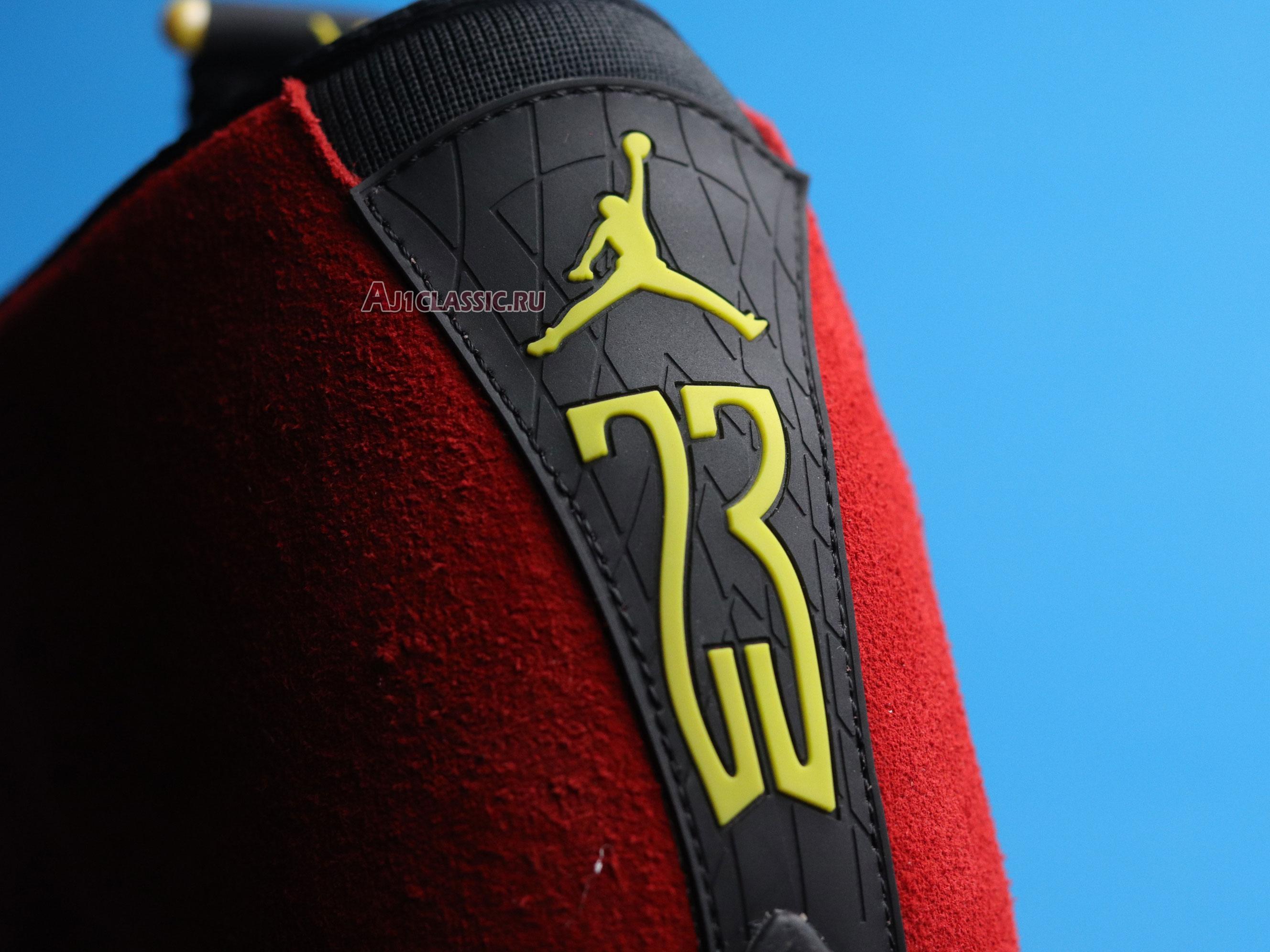 """Air Jordan 14 Retro """"Ferrari"""" 654459-670"""