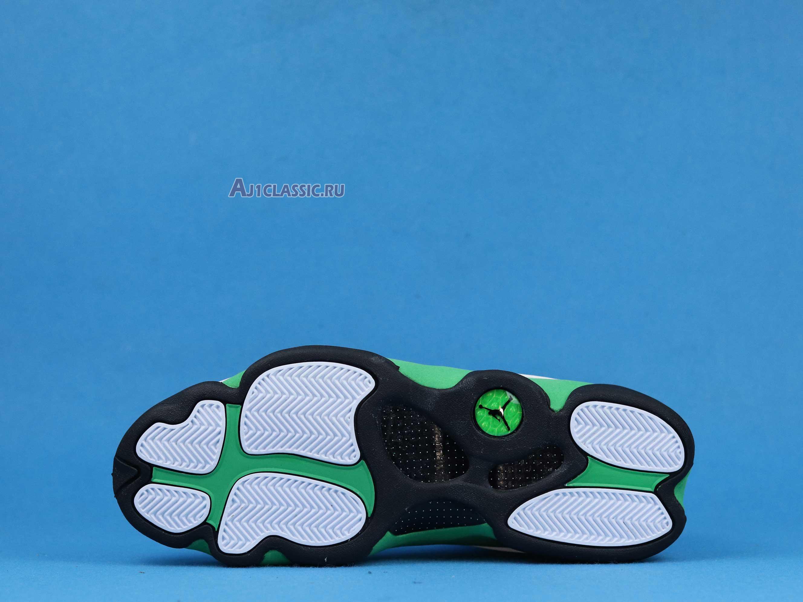 "Air Jordan 13 Retro ""Lucky Green"" DB6537-113"