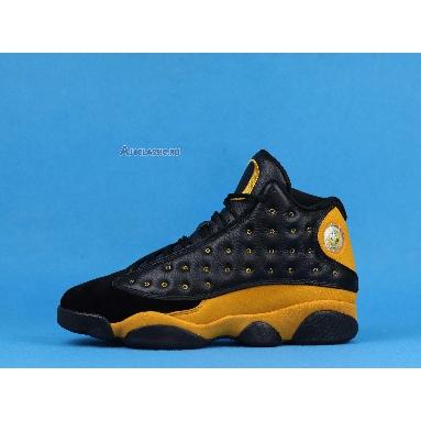 Air Jordan 13 Retro Oregon Ducks PE 414571 789652 LNM AR4390-035 Black/Yellow Strike Sneakers