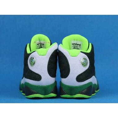 Air Jordan 13 Retro Oregon Ducks PE Green AR4390-313 Apple Green/Sail/Deep Forest Sneakers