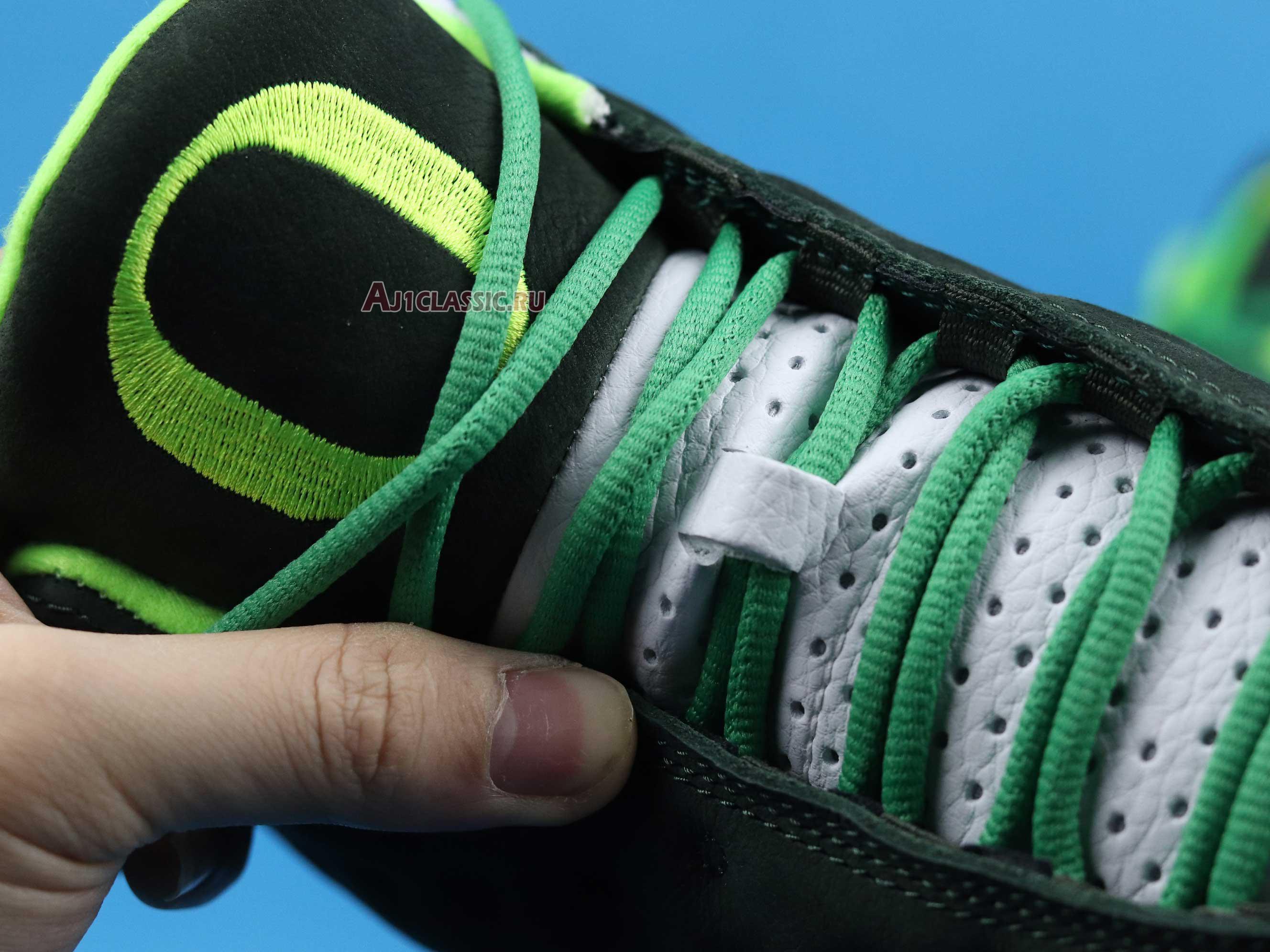"""Air Jordan 13 Retro """"Oregon Ducks"""" PE Green AR4390-313"""