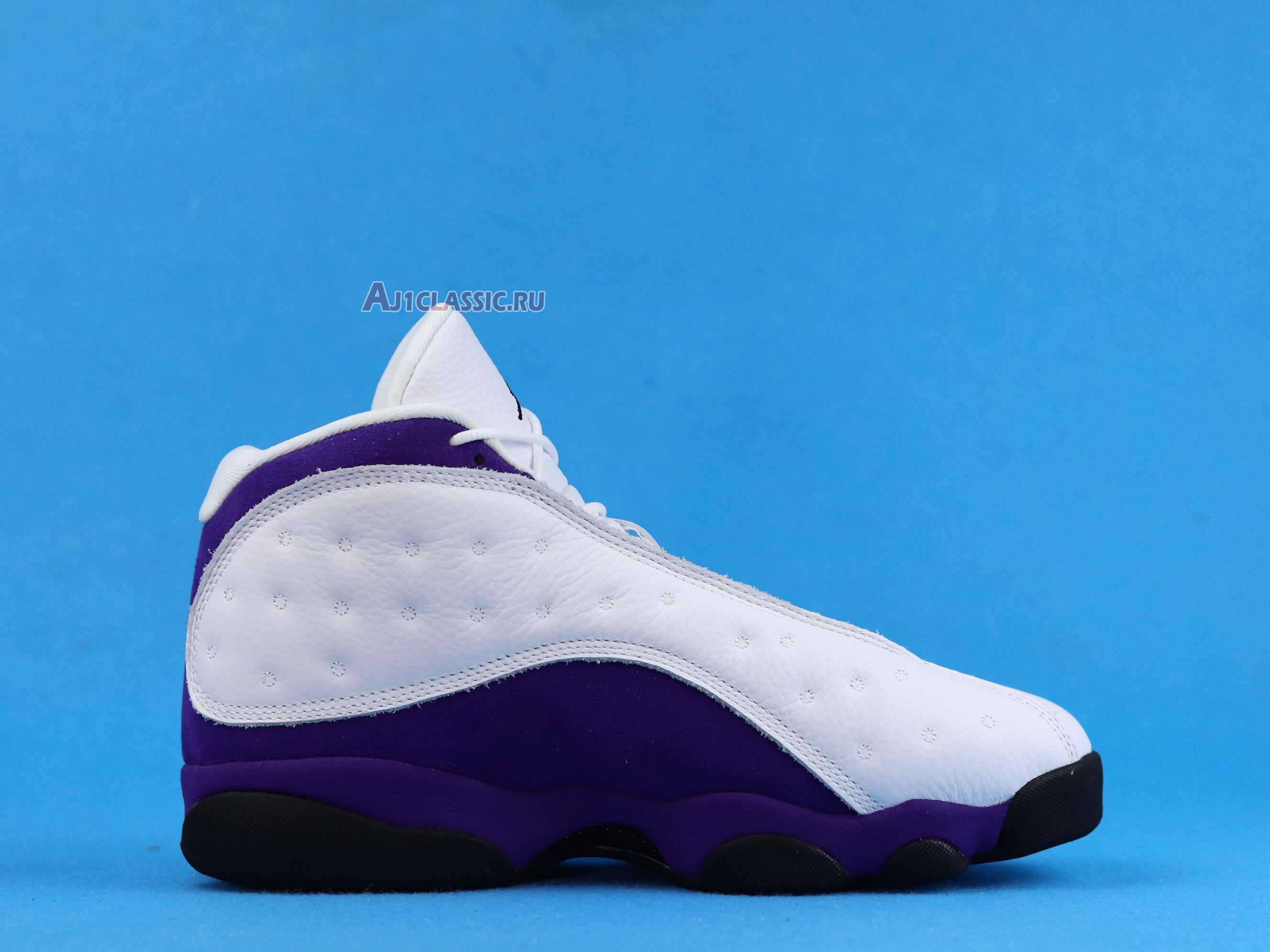 "Air Jordan 13 Retro ""Lakers"" 414571-105"