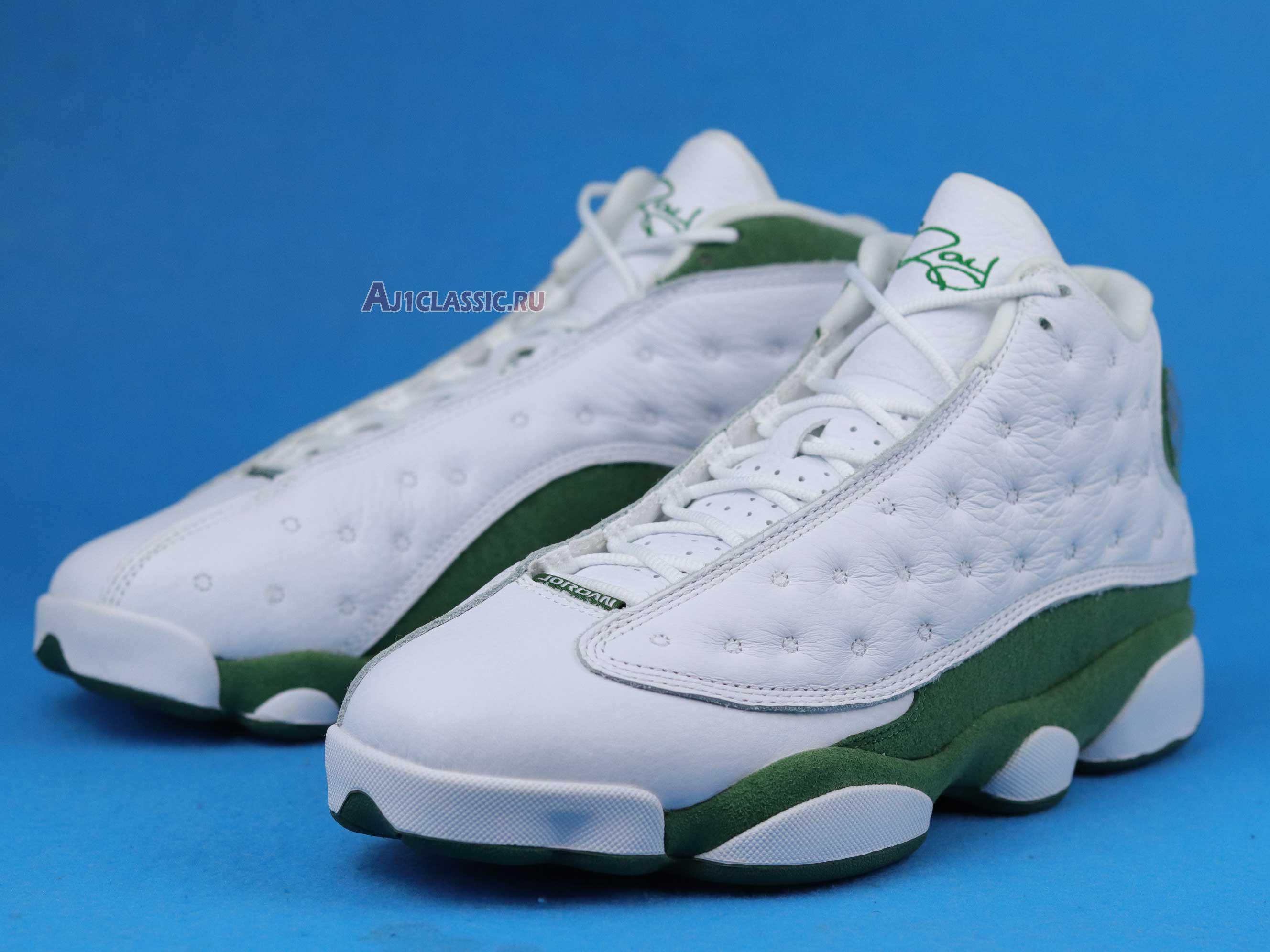 "Air Jordan 13 Retro ""Ray Allen"" PE 414571-125"