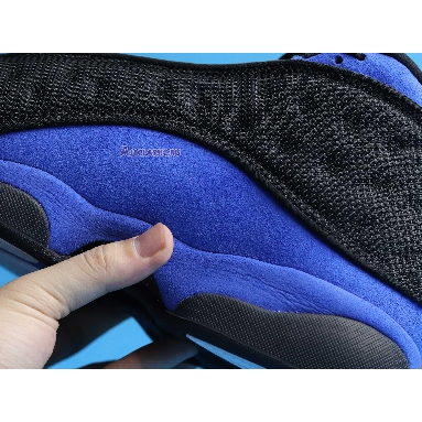 Air Jordan 13 Retro Black Royal 414571-040 Black/Black/White/Hyper Royal Sneakers