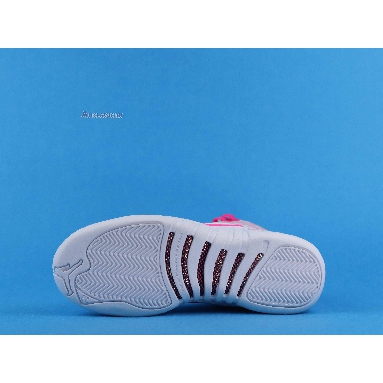 Air Jordan 12 Retro GS Arctic Pink 510815-101 White/Arctic Punch/Hyper Pink Sneakers