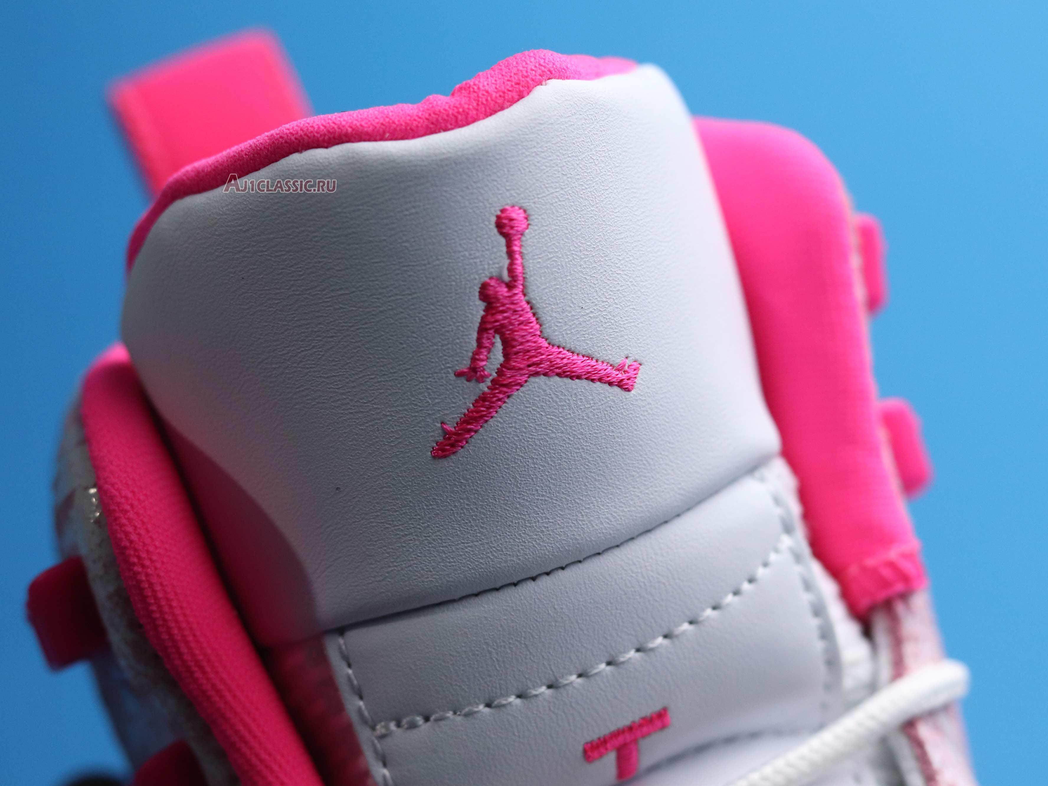 """Air Jordan 12 Retro GS """"Arctic Pink"""" 510815-101"""