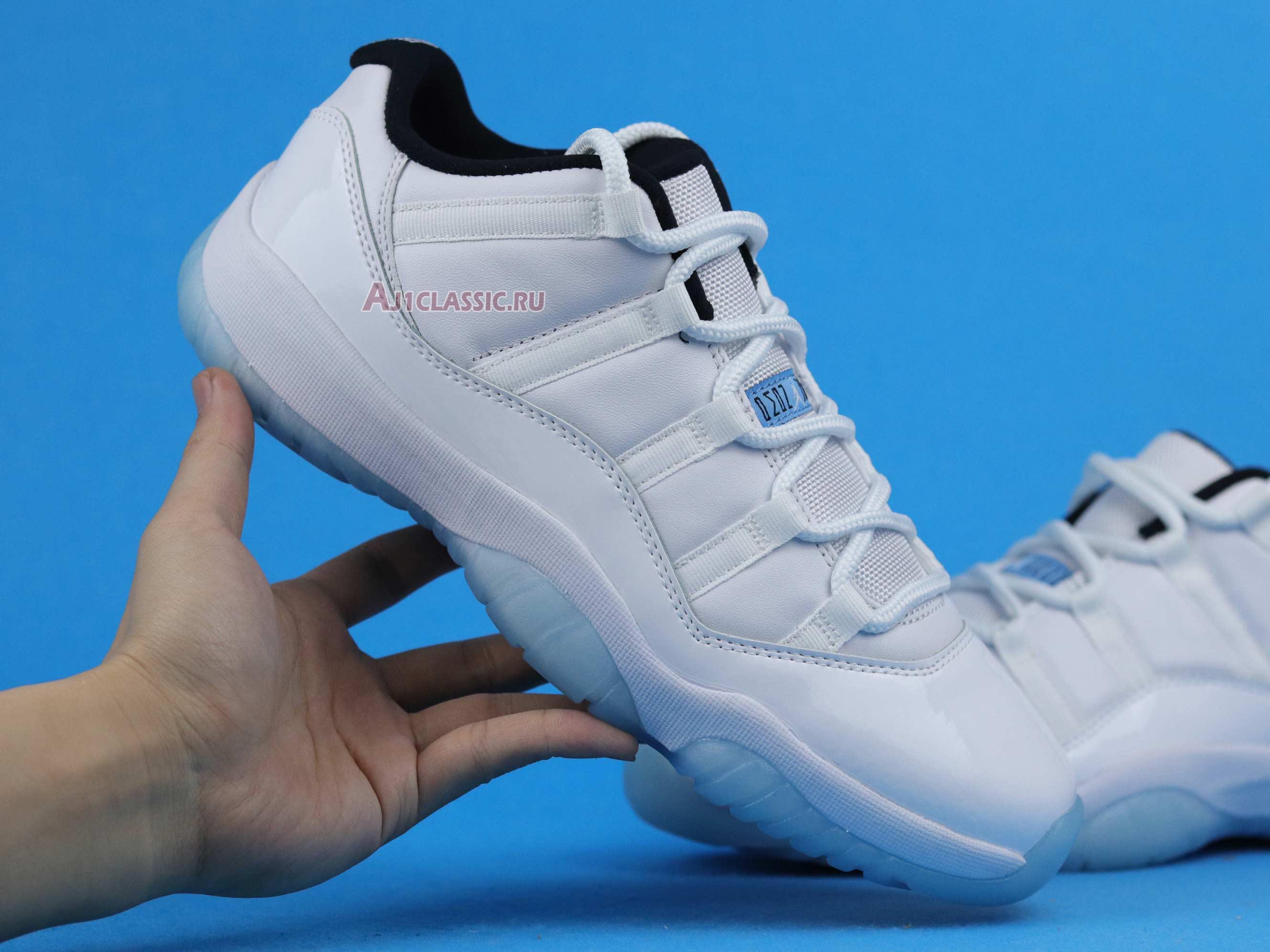"""Air Jordan 11 Low Retro """"Legend Blue"""" AV2187-117"""