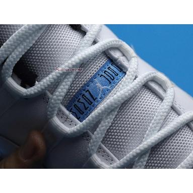 Air Jordan 11 Low Retro Legend Blue AV2187-117 White/White/Black/Legend Blue Sneakers