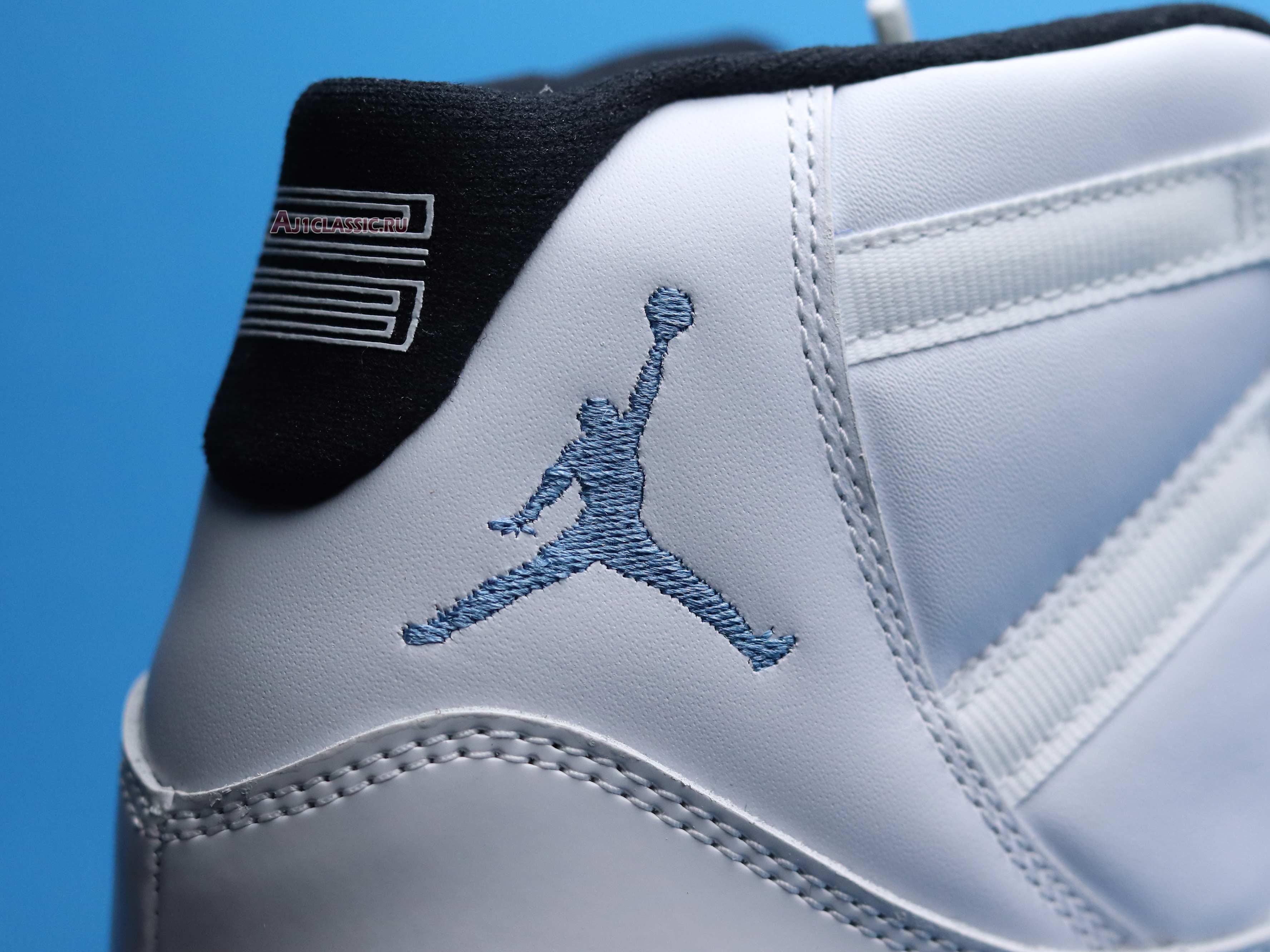 "Air Jordan 11 Retro ""Legend Blue"" 2014 378037-117"