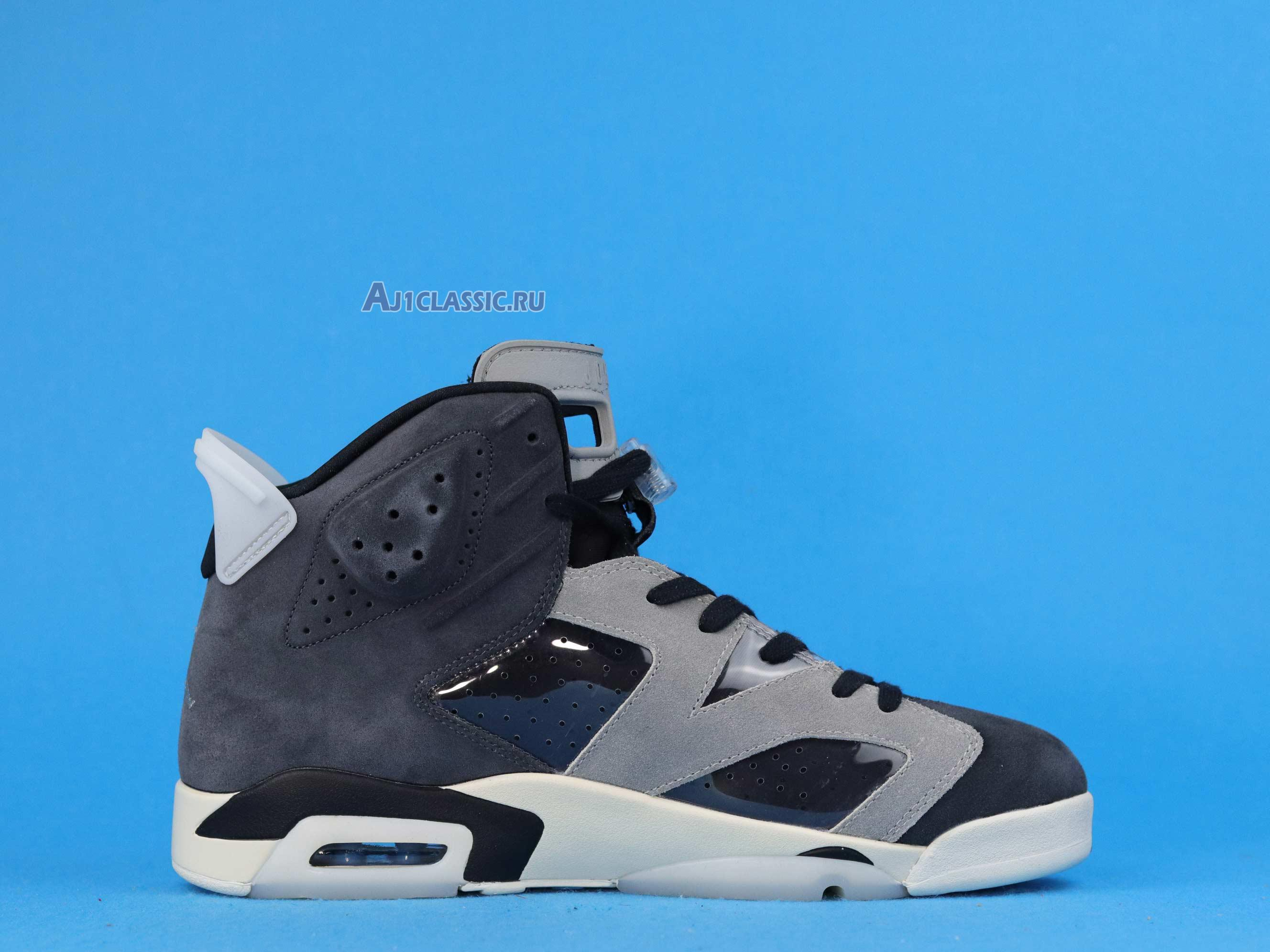 "Air Jordan 6 Retro ""Tech Chrome"" CK6635-001"