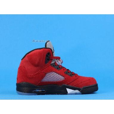 Air Jordan 5 Retro Raging Bull 2021 DD0587-600 Varsity Red/Black/White Sneakers
